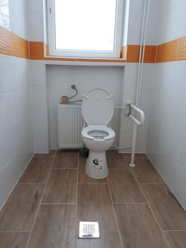 Przystosowanie łazienek Do Potrzeb Osób Niepełnosprawnych W